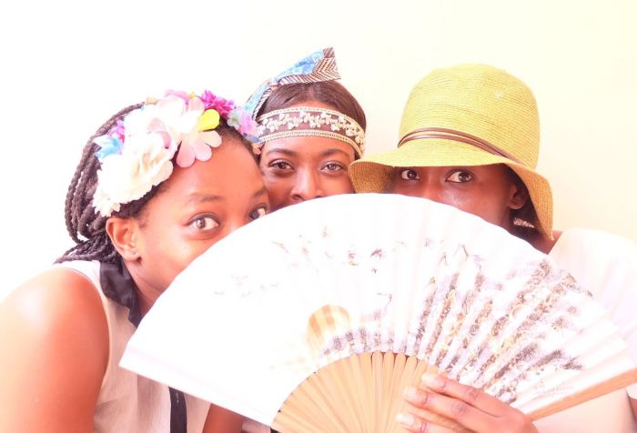 Three Black women
