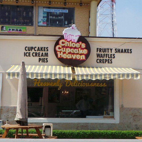 Chloe's Cupcake Heaven