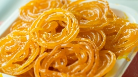 Jalebi, also known as Zulbia