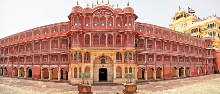 Pink CIty (Vikram Tour Packages)