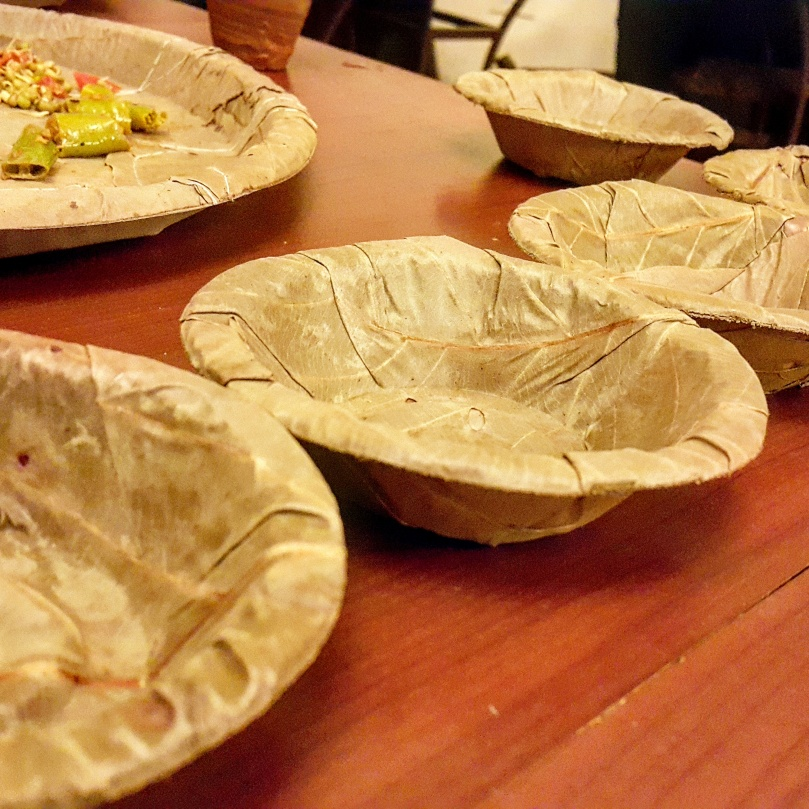 Traditional Marwadi dinner