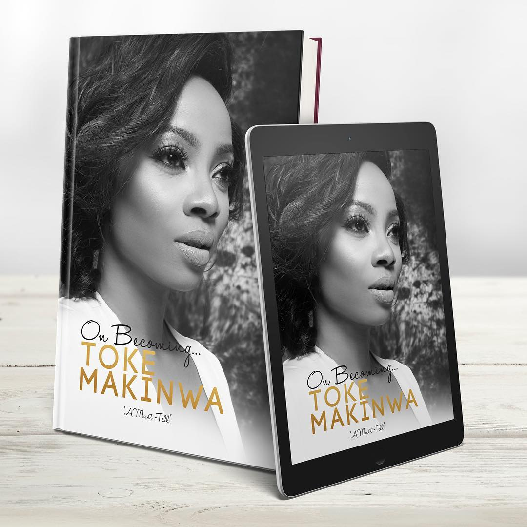 Image result for on becoming toke makinwa