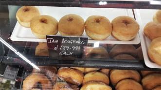 Jam Doughnuts from Shoprite
