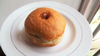 Jam Doughnuts from Shoprite