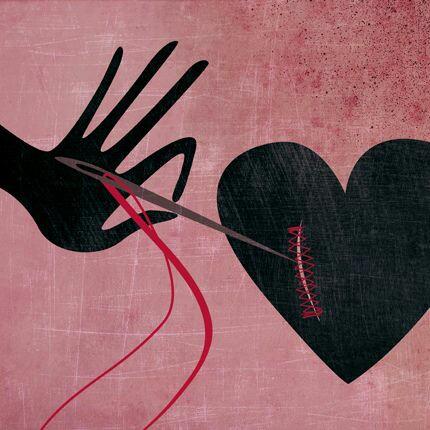 Stitching a Broken Heart