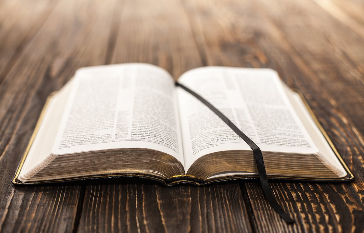 The Bible in One Year 2017- January