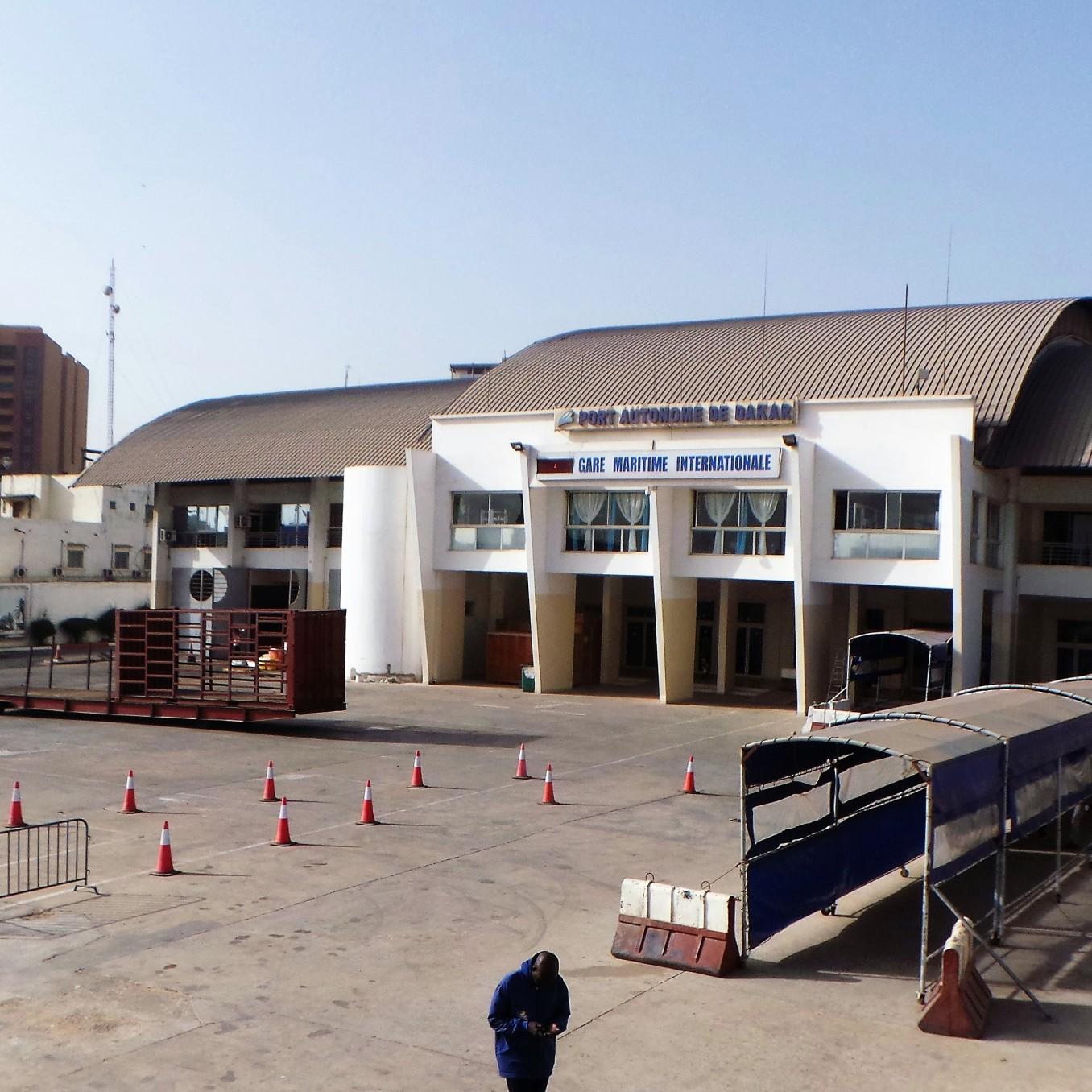 Port Antonome de Dakar