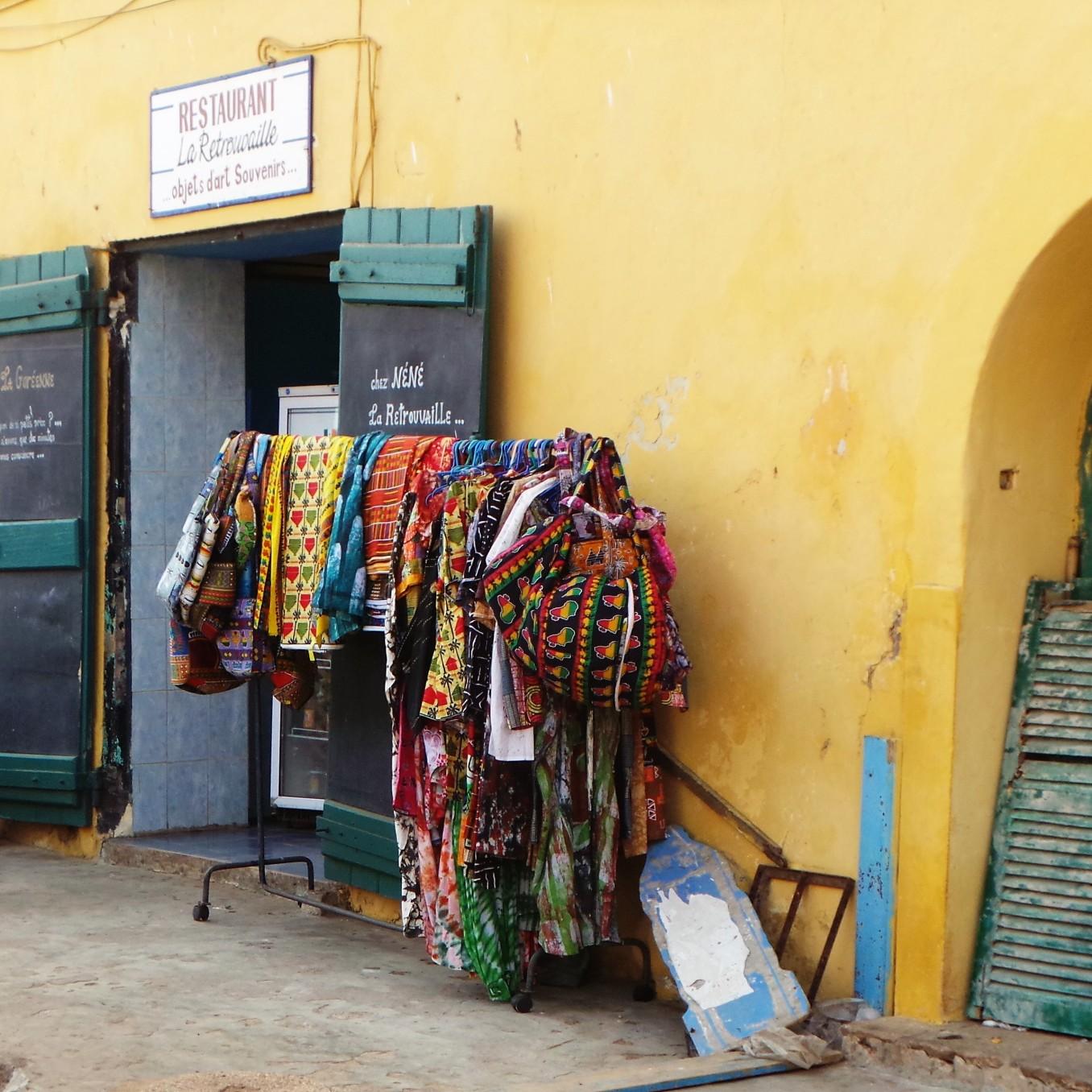 Senegaleses clothes