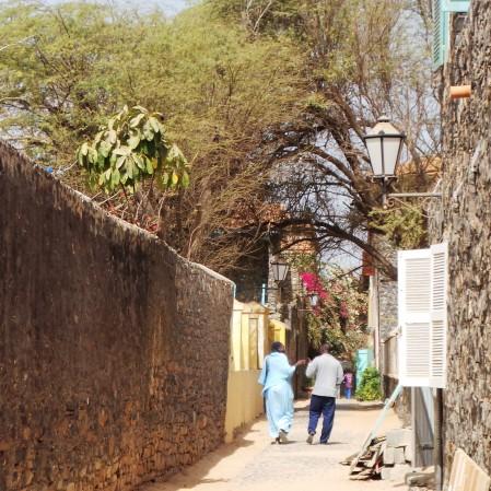 Streets of Goree