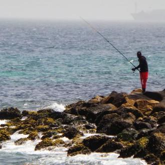 Goree Fisherman