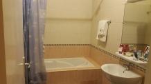 Bathroom, Ndiambour Hotel, Dakar