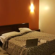 Sleeping Area Ndiambour Hotel