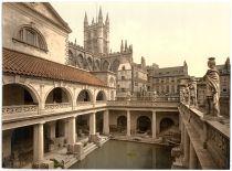 Roman Bath (Source Wiki)