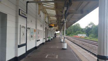 Swindon Train Station