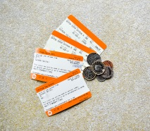 Train Tickets and Change