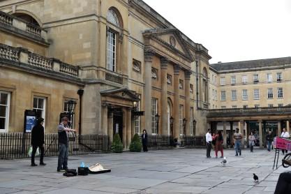 Roman Bath (Entrance)