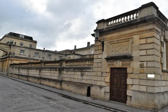 Roman Bath (Outside)