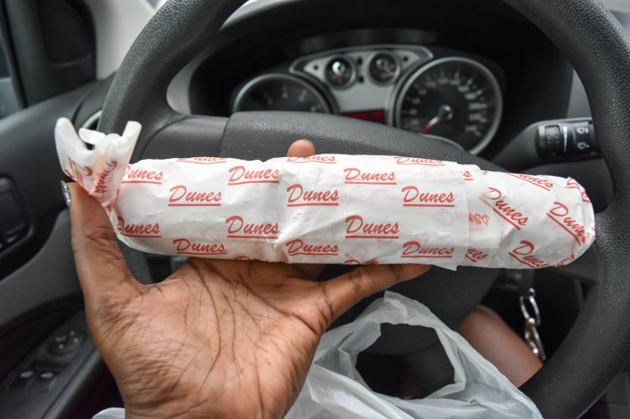 Nice Branded wrap