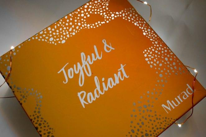 Joyful and Radiant