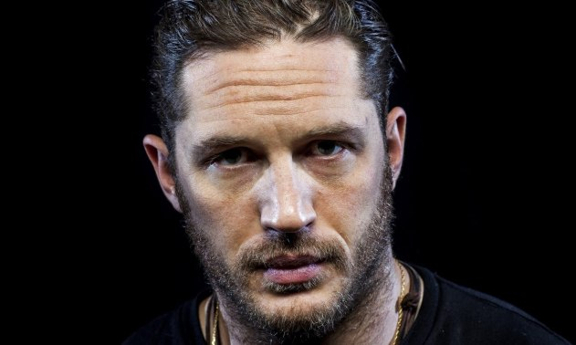 Tom Hardy's big break was his role in Inception