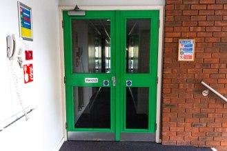 Flat Entrance