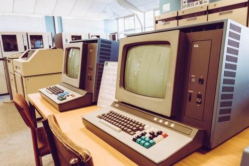 Old IBM computers I believe