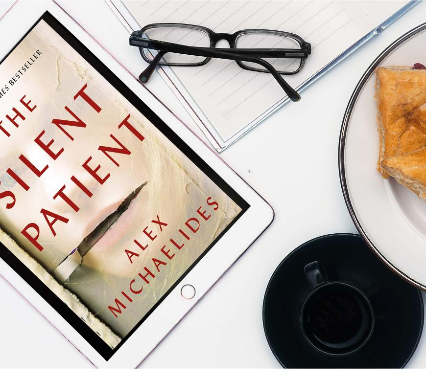 The Silent Patient- Book Review