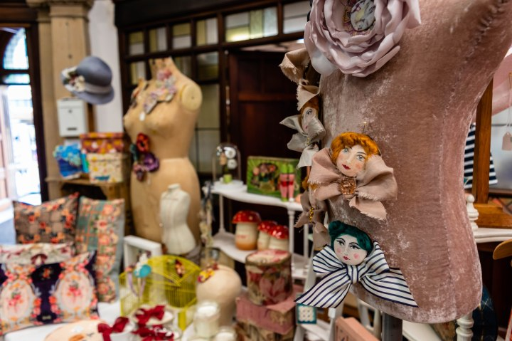 The Vintage Bazaar at Trowbridge Weavers Market