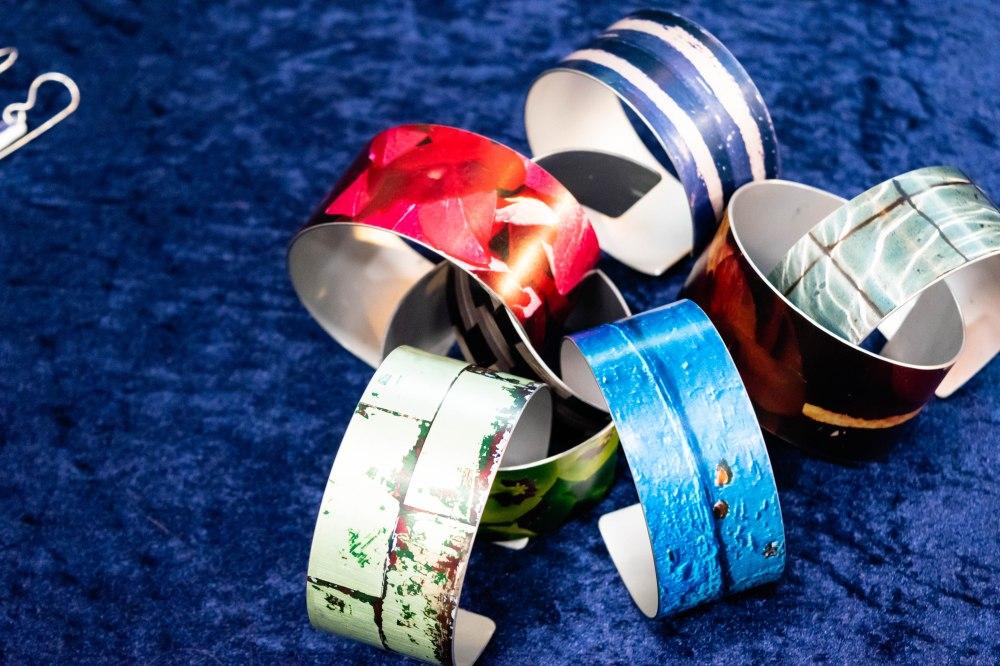 AL 13 Hand-crafted Jewellery in photo-printed aluminium
